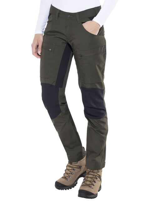 Lundhags Lockne Pants Women Dark Forest Green